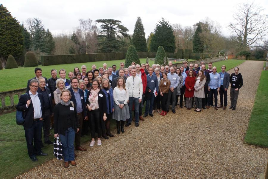 Cambridge FinnGen F2F 2018 meeting participants